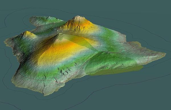 Hawaii-Big-Island-3D