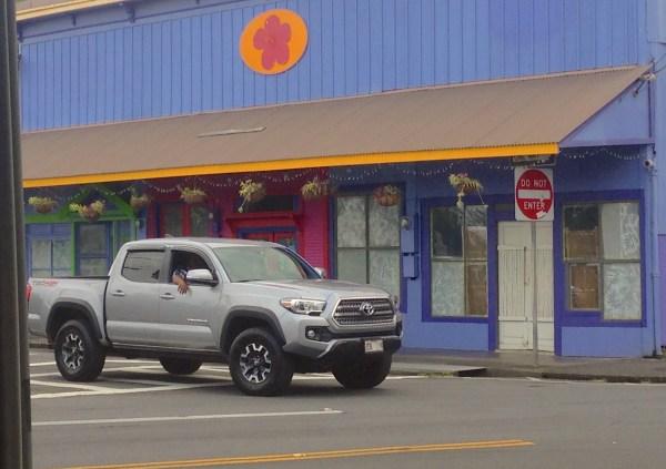 Toyota Tacoma Hilo