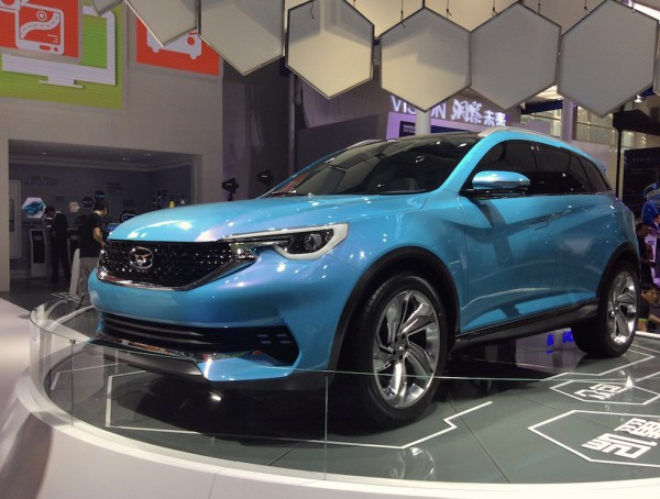 Cowin X5 Concept