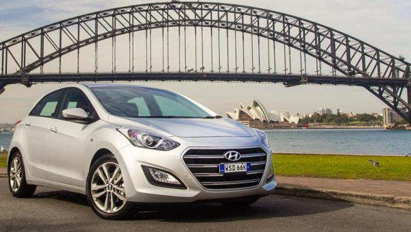 Hyundai i30 Australia April 2016. Picture courtesy of caradvice.com.au