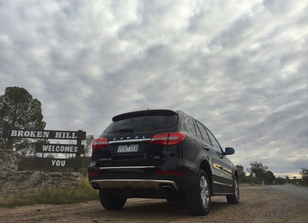 Haval H8 Broken Hill 2