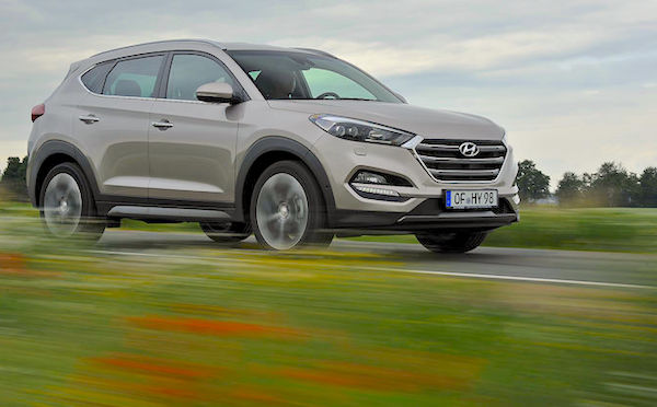 Hyundai Tucson Cyprus 2016. Picture auto-motor-und-sport.de