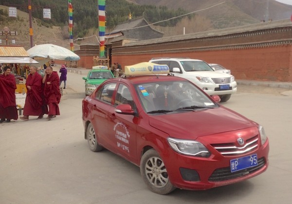 Changan Alsvin V3 Xiahe China 2016