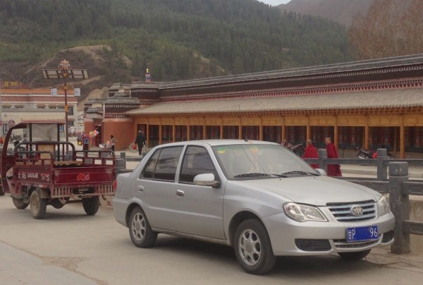 FAW Xiali N3 Xiahe China 2016
