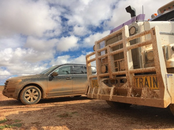Haval H8 Road Train mud 2