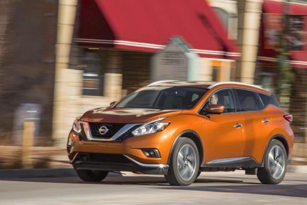 Nissan Murano 2016. Picture courtesy caranddriver.com