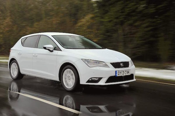 Seat Leon Spain June 2016. Picture courtesy autocar.co.uk