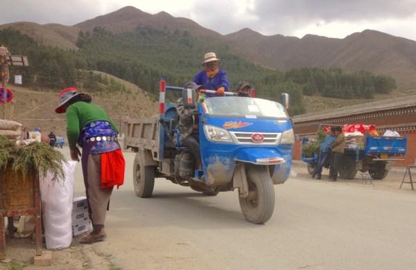 Three Wheeler Xiahe China 2016 Pic2