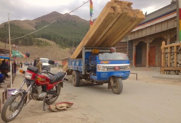 Three Wheeler Xiahe China 2016 Pic3