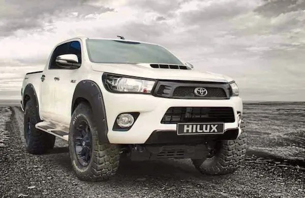 Toyota Hilux South Africa June 2016. Picture courtesy carmag.co.za