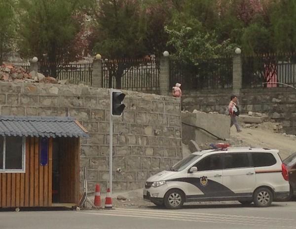Wuling Hongguang Police Kangding China 2016