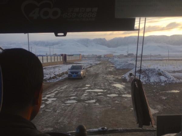 Xiahe Xining Road China 2016 Pic3
