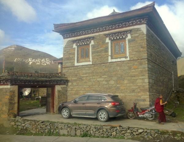 BAIC Huansu S6 China 2016