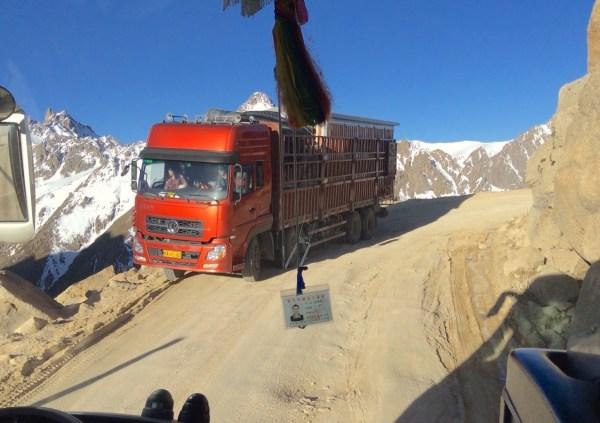 Chola Pass 8