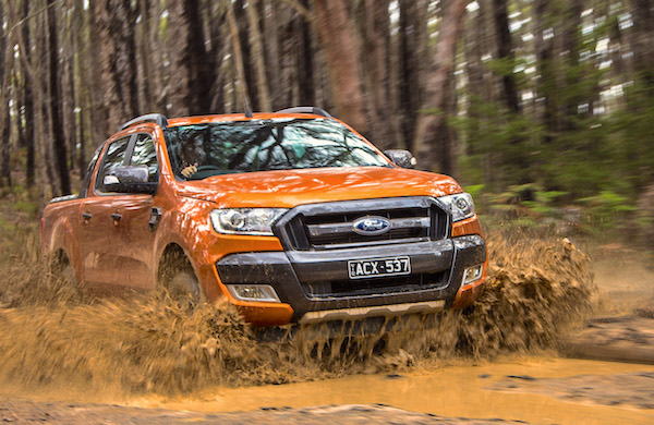 Ford Ranger New Zealand 2016. Picture courtesy caradvice.com.au