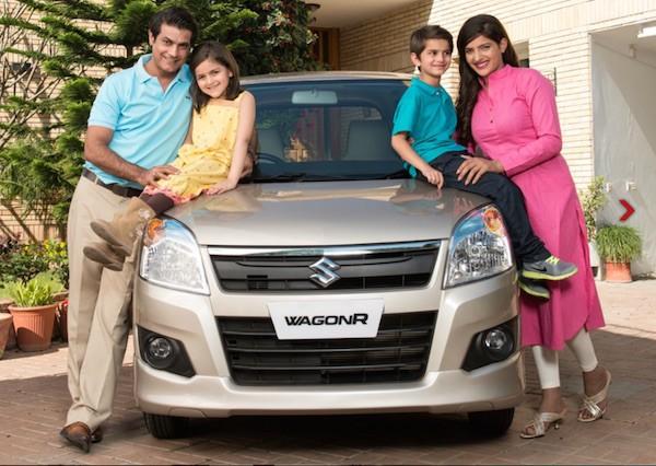 Suzuki WagonR Pakistan November 2016