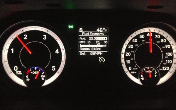 Bob Fuel Economy