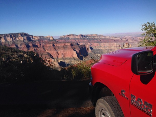 Bob Grand Canyon NP Pic2