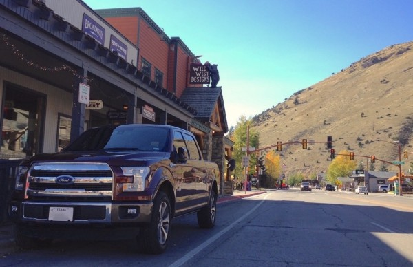 Ford F-150 Jackson Hole WY