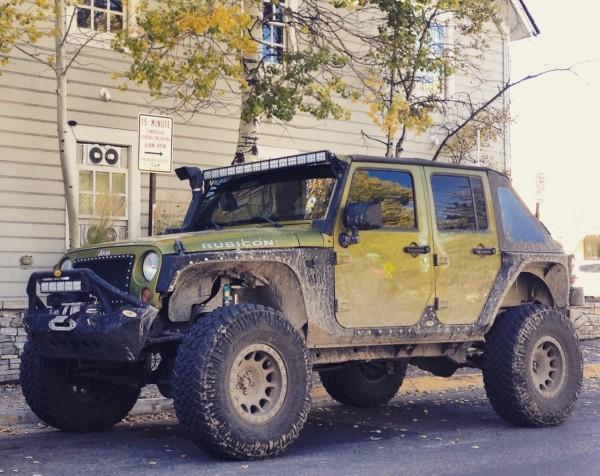 Jeep Wrangler Jackson WY