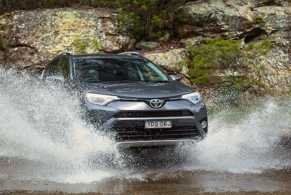 Toyota RAV4 Australia 2016. Picture courtesy caradvice.com.au
