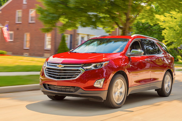 Usa best selling cars blog the chevrolet equinox storms into first place in michigan with over 32000 sales sciox Image collections
