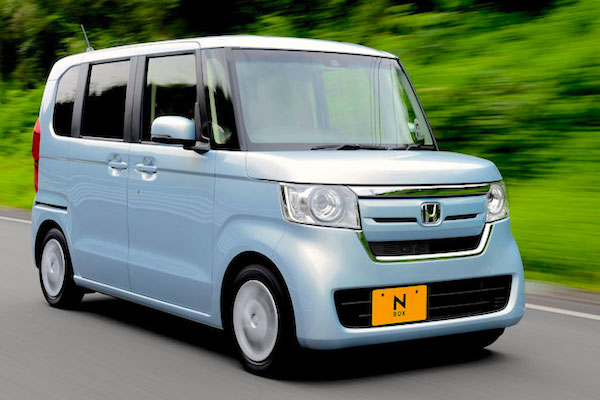 Japan Best Selling Cars Blog