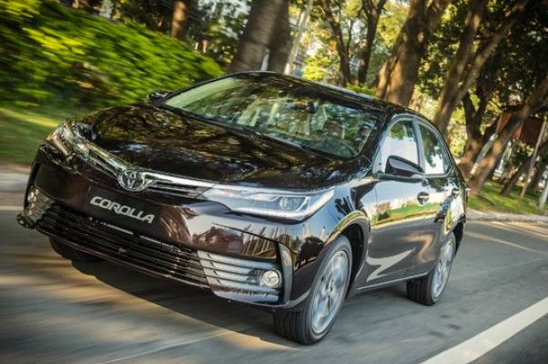 The Toyota Corolla Is The Best-selling Car In World For 12th Year  Running.