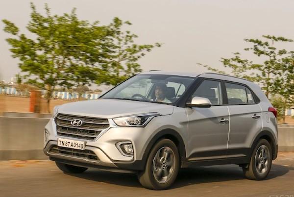 India June 2018 Hyundai Creta Tata Tiago Honda Amaze Amaze