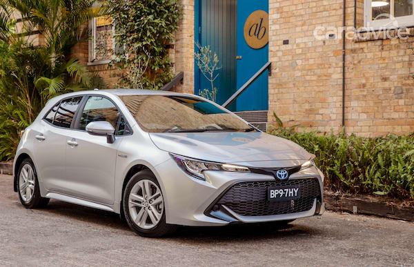 New Zealand September 2018 Pre Summer Rentals Lift Corolla
