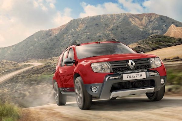 Colombia November 2018 Renault 39 6 Threepeats In Market Up