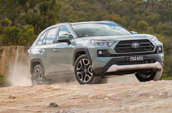 Australia Best Selling Cars Blog