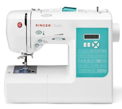 Singer 7258 - beginners sewing machine for quilting