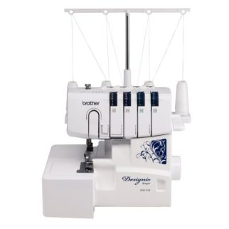 Brother DZ1234 Serger sewing machine