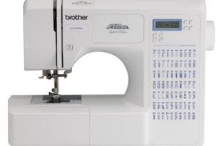Brother CE7070PRW sewing machine