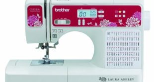 Laura Ashley CX155LA sewing machine