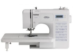 Review of Brother CE7070PRW sewing machine