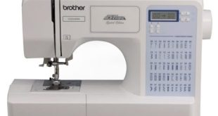 Brother Project Runway CS5055PRW Electric Sewing Machine -