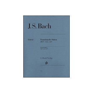 Bach Piano Sheet Music