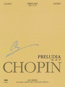 chopin best sheet music editions