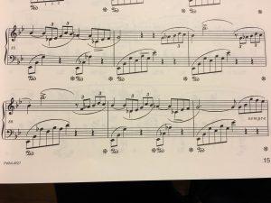 best sheet music chopin