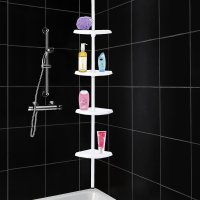 7 best Corner Shelves for bathroom