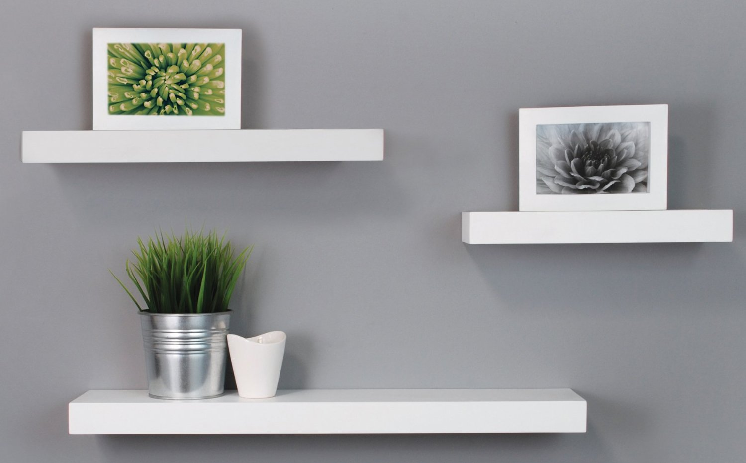 Top 20 White Floating Shelves for Home Interiors