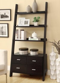 Best 22 Leaning Ladder Bookshelf and Bookcase Collection ...