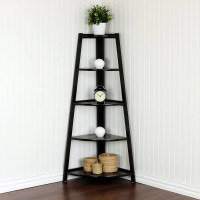How To Decorate A Corner Shelf Unit | Billingsblessingbags.org