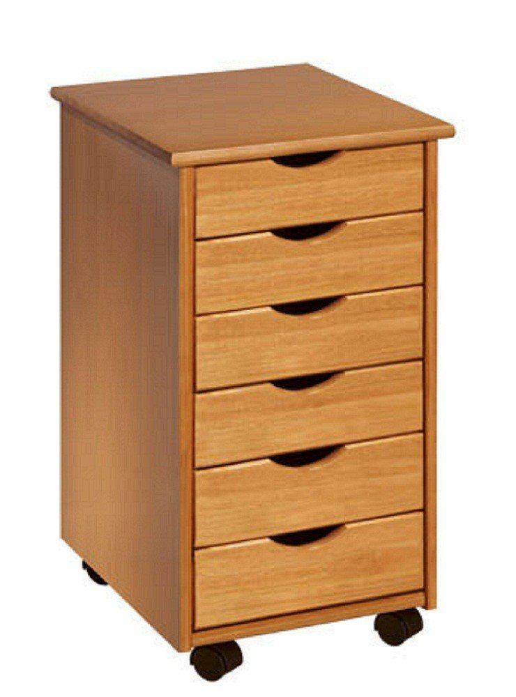 File Cabinet With Wheels