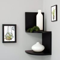 Top 16 Black Floating Wall Shelves Of 2016-2017 Review