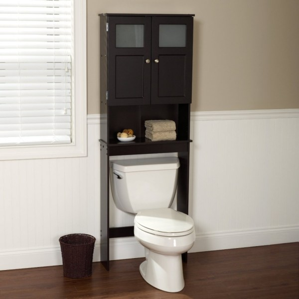 Bathroom Cabinets Over Toilet Space Saver
