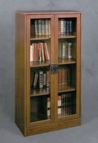 Top 12 Bookcases With Glass Doors of 2017