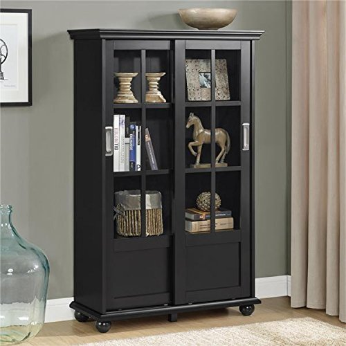 Top 12 Bookcases With Glass Doors of 2018 That Youll Love
